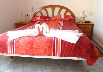 Air-con. Double Bedroom